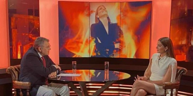 Σταματίνα Τσιμτσιλή: Στην πιο αποκαλυπτική της συνέντευξη αναφέρει το ανεκπλήρωτο όνειρο της