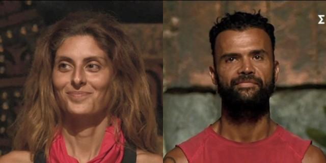 Survivor 4: Υποψήφιοι Σαλαγκούδη και Περικλής