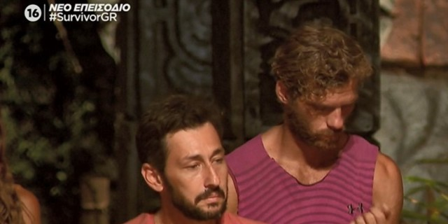Survivor 4 - Καλίδης: «Τρέμω από τα νεύρα μου, δεν θέλω να ξανακοιτάξω τους κόκκινους»