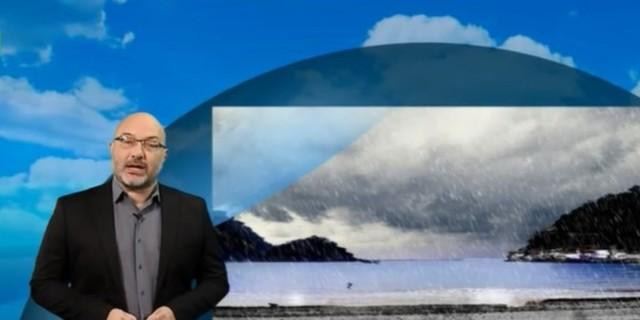 Σάκης Αρναούτογλου: «Ραγδαία επιδείνωση του καιρού στην Αττική»