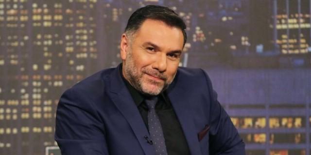 Γρηγόρης Αρναούτογλου: Σε διαπραγματεύσεις με τον ΑΝΤ1 - Συνεχίζει ή φεύγει τελικά;