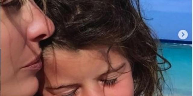 Ελένη Μενεγάκη: Η κόρη της Βαλέρια μόλις έγινε 13 χρονών