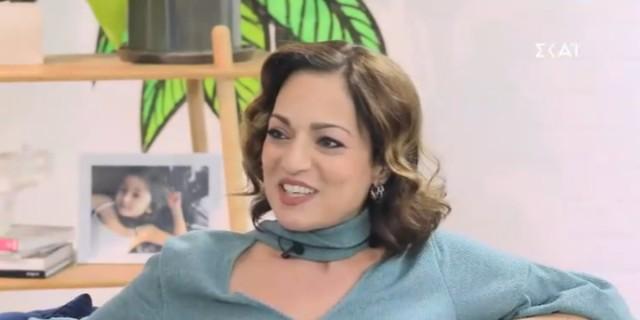 Ελένη Καρακάση: «Συνέχεια άκουγα