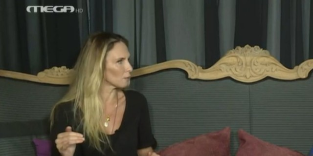 Η Εβελίνα Παπούλια αποκαλύπτει - «Ταλαιπωρήθηκα πολύ, ήταν η χειρότερη στιγμή μου»