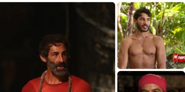 Survivor 4 - highlights 25/1: Οι συνεχόμενες ήττες των Κόκκινων, ο έξαλλος Καλίδης και η υποψήφια Ιγγλέζου