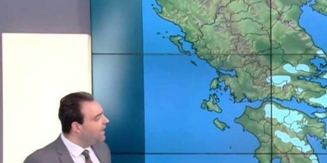 Προειδοποίηση από τον Κλέαρχο Μαρουσάκη: «Χιόνια και στο κέντρο της Αθήνας»