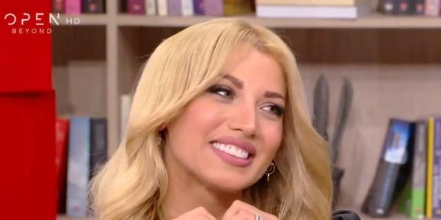 Κωνσταντίνα Σπυροπούλου: «Όταν βλέπω Survivor μου ανοίγει πάντοτε την όρεξη»