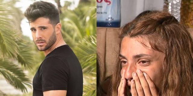 Survivor 4: Ο Γιώργος Λιβάνης έστειλε μήνυμα στην Μαριαλένα Ρουμελιώτη