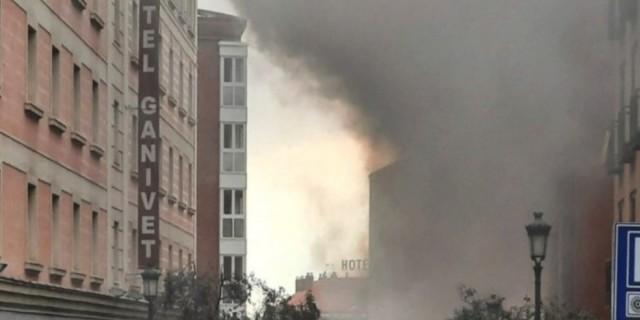 Τρόμος στη Μαδρίτη - Δυο οι νεκροί από την έκρηξη