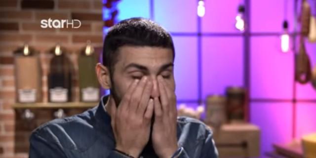 MasterChef 5: Η συγκλονιστική ιστορία του Σερόπ - «Ήμουν σε κατάθλιψη για 15 ημέρες»