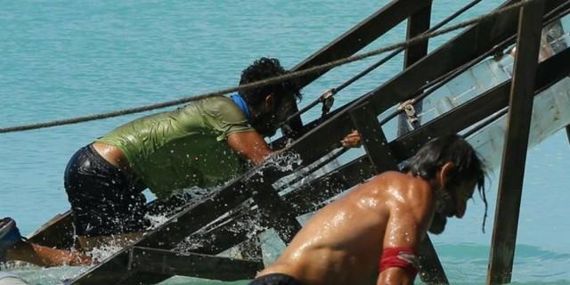 Survivor 4: Οι Μπλε κέρδισαν το αγώνισμα επικοινωνίας