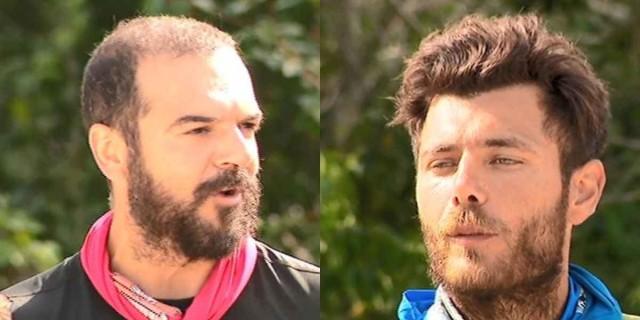 Survivor 4: Αρπάχτηκαν Τριαντάφυλλος και Μπάρτζης - «Καταλαβαίνεις ελληνικά;»