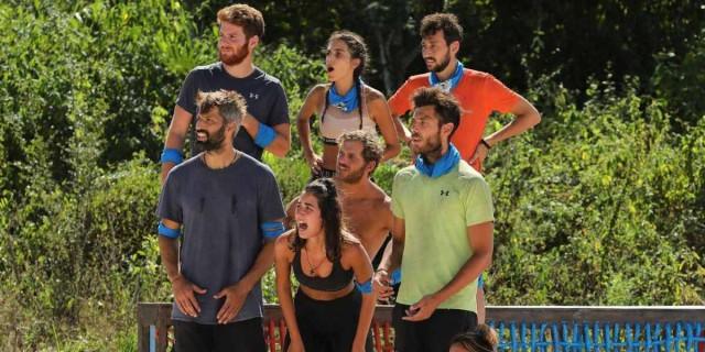 Survivor 4: Κέρδισαν για τρίτη συνεχόμενη φορά οι Μπλέ