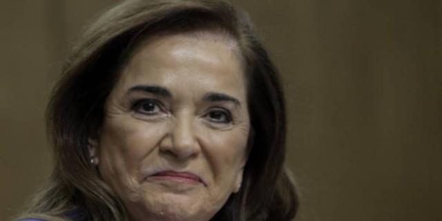 Ντόρα Μπακογιάννη για Μπεκατώρου: «Δίπλα σε κάθε γυναίκα που βιώνει αυτή την εγκληματική πράξη»