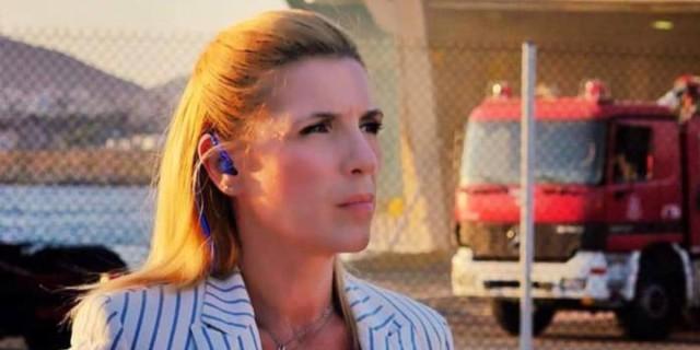 Ρένα Κουβελιώτη: «Έχουν πυροβολήσει το παράθυρο του σπιτιού μου! Αν ήμουν όρθια μπορεί να...»