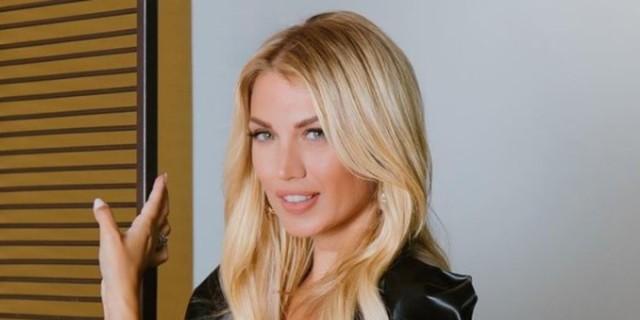 Κωνσταντίνα Σπυροπούλου: «Είμαι πολύ χαρούμενη, φταίει ο έρωτας»