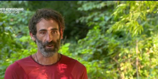 Survivor 4: Σε άσχημη ψυχολογική κατάσταση ο Κοψιδάς - «Απογοήτευσα την ομάδα μου»