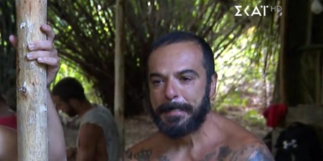 Survivor 4: Απίστευτη σπόντα από τον Τζέιμς - Έβαλε τα κλάματα ο Τριαντάφυλλος