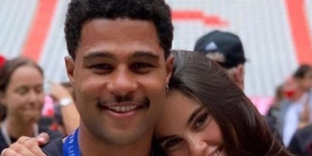 Σερζ Γκνάμπρι- Σάντρα Γέρζε: Στα «μαχαίρια» το πρώην ζευγάρι - Παρενέβη η αστυνομία