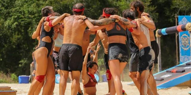Survivor 4: Νικητές της πρώτης ασυλίας οι Κόκκινοι