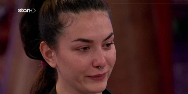Masterchef 5: Η Ηρώ ψήφισε την Μαρία και αυτή ξέσπασε σε κλάματα