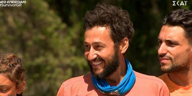Survivor 4 - Καλίδης: «Ο Κρίς και ο Αλέξης ζήτησαν 10% παραπάνω φαγητό για να ενώσουμε τις προμήθειες»
