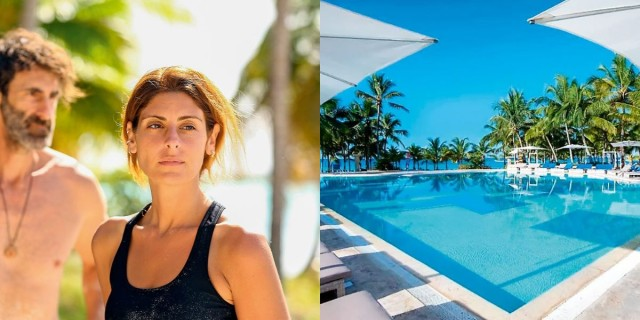Φωτογραφίες από το ξενοδοχείο που μένει η Ανθή Σαλαγκούδη μετά την αποχώρησή της από το Survivor 4