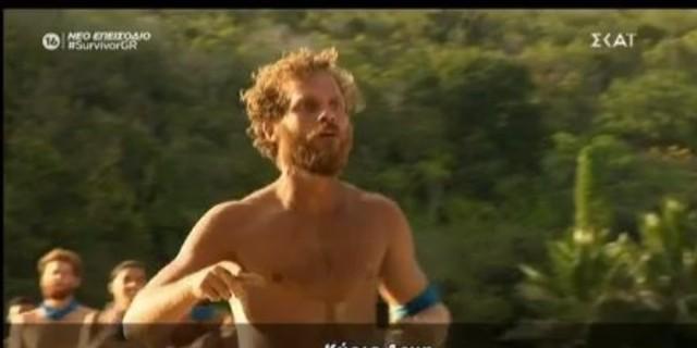 Survivor 4: O Κρις αφιέρωσε την νίκη του στον Ατζούν