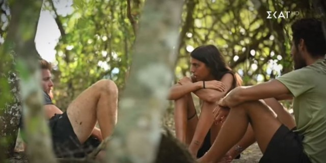 Survivor 4 - trailer 7/3: Απομονώνονται από τους Μπλε ο Νίκος με τον Τζέιμς!