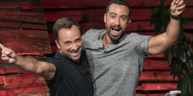 Insta poll: Γιώργος Λιανός ή Σάκης Τανιμανίδης είναι καλύτερος παρουσιαστής του Survivor;
