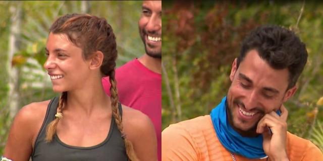 Survivor 4: Η ερώτηση του Ατζούν που προκάλεσε αμηχανία μεταξύ Μαριαλένας - Σάκη