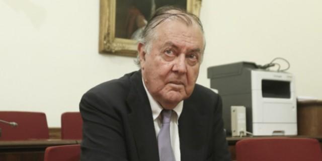 Πέθανε ο Βασίλης Κωστόπουλος
