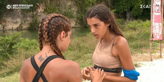 Survivor 4: Τα έβαλε όλη η ομάδα με τη Βέλλη - «Δεν έχω όρεξη να κάνω ριάλιτι τώρα»
