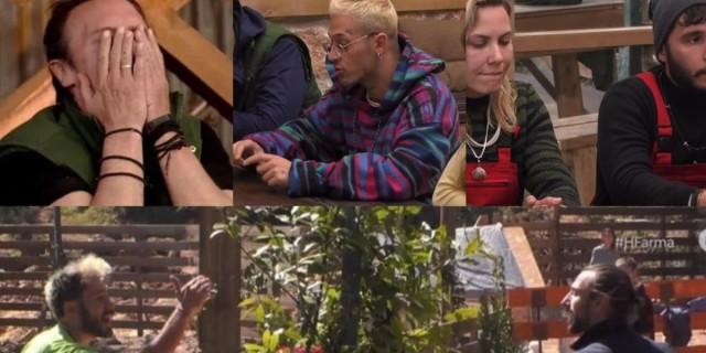 Φάρμα - highlights 16/4: Οι δυο τσακωμοί, η νέο αρχηγός και ο μονομάχος Βασίλης