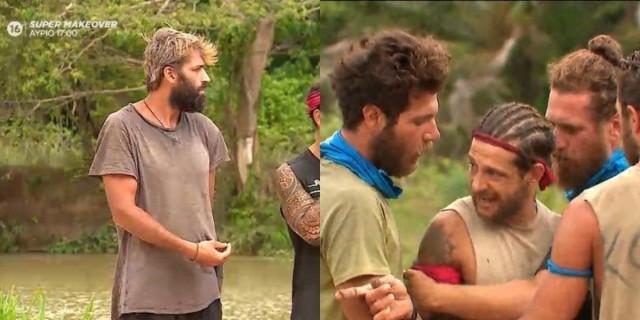 Survivor 4: Πήραν σηκωτό τον Ηλία για να μην ορμήσει στον Αλέξη