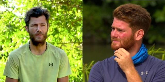 Survivor 4: Επεισόδιο με Νίκο και Τζέιμς - Τους έπιασαν να κλέβουν φαγητό