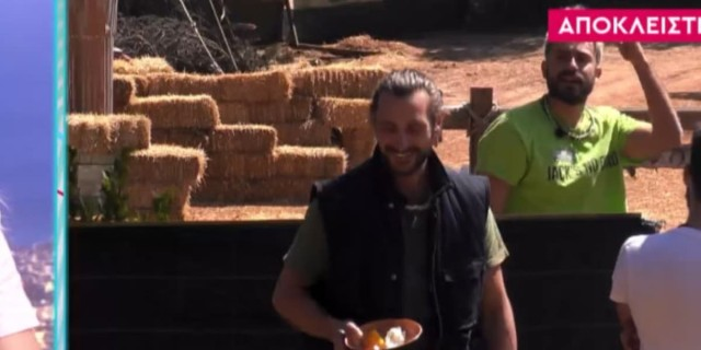 Φάρμα - spoiler: Άγριος καβγάς Ντούπη και Ματζουράνη - «Αυτά είναι χαζομάρες»