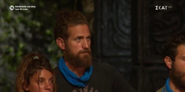 Survivor 4: Ο Κώστας Παπαδόπουλος ο πρώτος υποψήφιος προς αποχώρηση