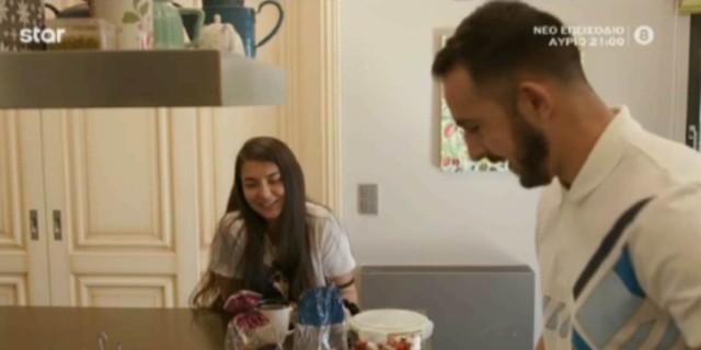Masterchef 5: Μαρία και Ιωάννης βάζουν τέλος στις φήμες που τους θέλουν ζευγάρι