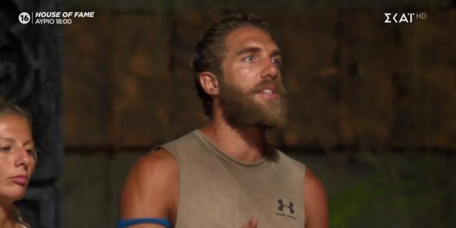 Survivor 4 - Κόρο: «Όταν έρχονται τα δύσκολα ο Τριαντάφυλλος μένει εκτός»