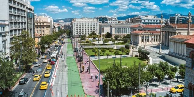 Επεισόδια στο κέντρο της Αθήνας