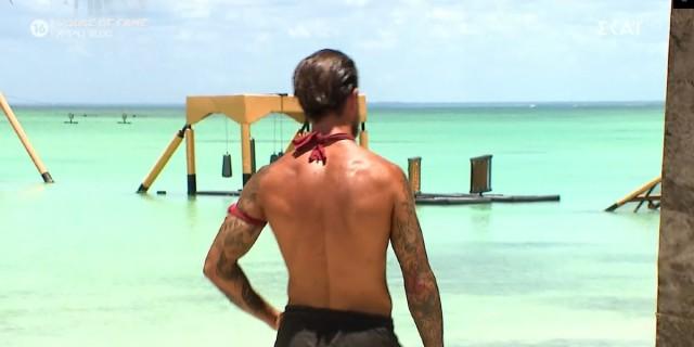 Survivor 4: Ξέσπασε ο Ηλίας - Σηκώθηκε και έφυγε από το αγώνισμα