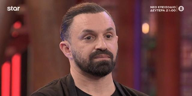 MasterChef 5: Αποχώρησε ο Νίκος Σκορδάκης