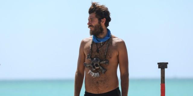 Survivor 4: Ο Νίκος Μπάρτζης κέρδισε την ατομική ασυλία