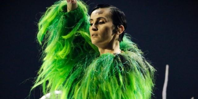Eurovision 2021: Η τραγουδίστρια της Ουκρανίας υποβλήθηκε σε τεστ κορωνοϊού