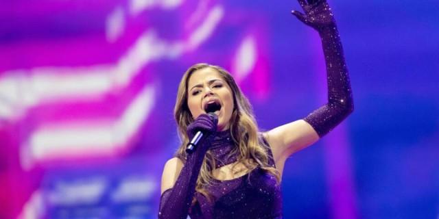 Eurovision 2021: «Έσκισε» η Στεφανία Λυμπερακάκη στην δεύτερη πρόβα της