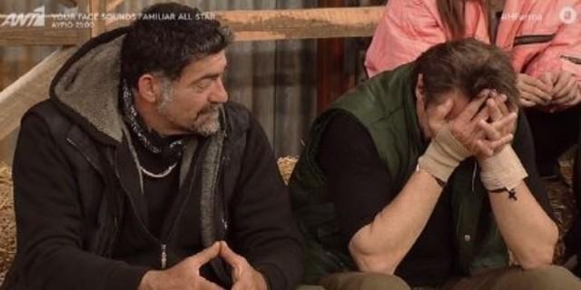 Φάρμα: Ξέσπασε σε κλάματα ο Στράτος Τζώρτζογλου