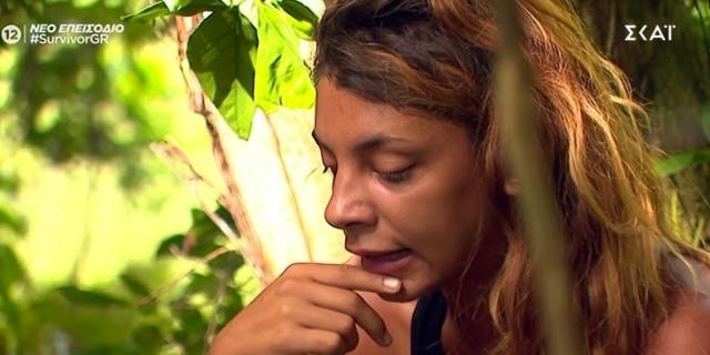 Survivor 4: Έξαλλη η Μαριαλένα - «Κανένας Σάκης δεν με κρατάει στο παιχνίδι»
