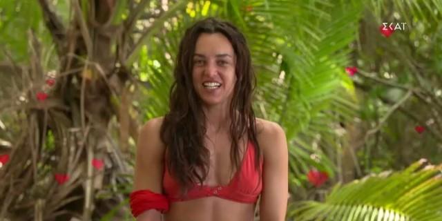Survivor 4: «Έβλεπα το ριάλιτι μόνο για την Καρολίνα, έχω βαπτίσει τον αδερφό της»