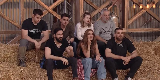 Φάρμα: Το ριάλιτι έγινε παρωδία - Πρωταγωνιστούν Φουρέιρα, Τανιμανίδης, Μπόμπα και Κοψιάλης